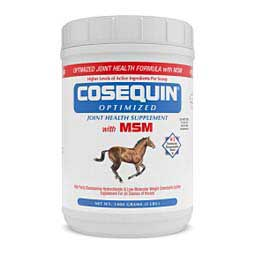 Cosequin® Optimized with MSM for Horses Nutramax Laboratories